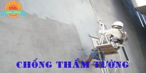 Chuyên nhận chống thấm tường nhà chất lượng