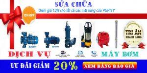 Sửa máy bơm nước tại nhà [Cam kết thợ sửa máy bơm nước nhanh nhất]