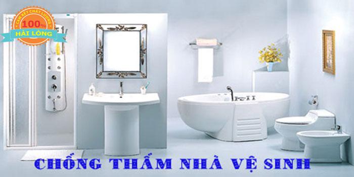 Chống thấm nhà vệ sinh uy tín hiệu quả cao