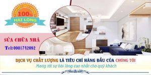 Dịch vụ sửa chữa nhà quận Tân Bình