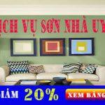 Thợ sơn nhà chuyên nghiệp tại quận Phú Nhuận uy-tín