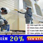 Thợ sơn nhà chuyên nghiệp tại quận Tân Phú uy tín