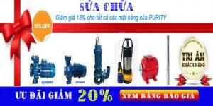 Thợ sửa máy bơm nước tại nhà quận Bình Tân
