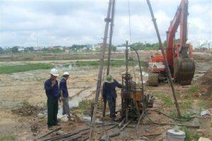 Khảo sát địa chất