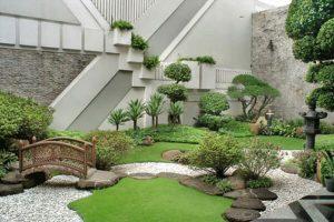 Tổng hợp một số mẫu thiết kế sân vườn độc đáo, đẹp mắt