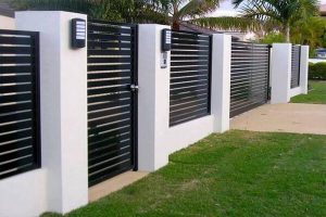 Tổng hợp các mẫu tường rào đẹp, hiện đại được nhiều công trình lắp đặt